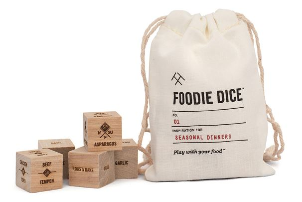 Foodie Dice - BENARI blog