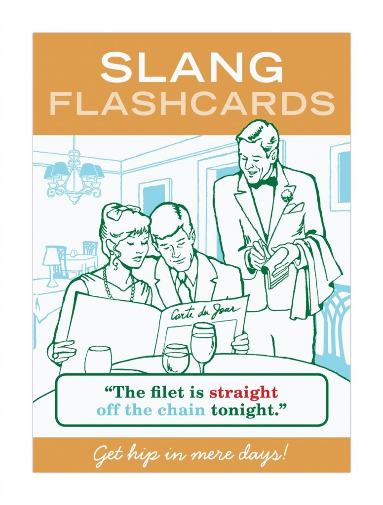 Slang Flashcards - BENARI blog